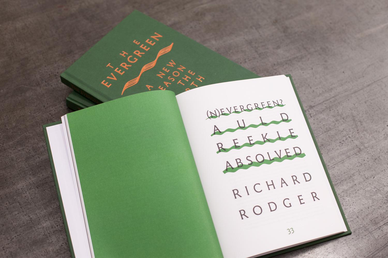The Evergreen Vol. 1
