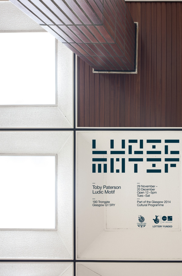 Toby Paterson, Ludic Motif